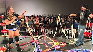 ROH] 1月23日ROH ダルース大会 ...