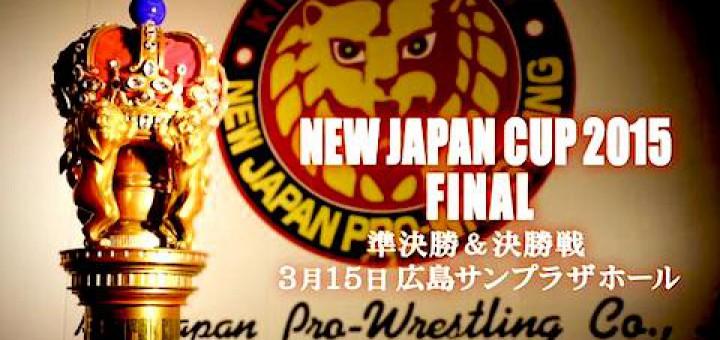 ニュージャパン・カップ2015 優勝決定戦