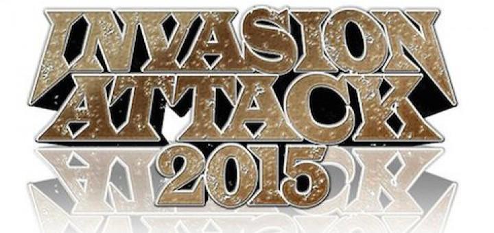 新日本プロレス INVASION ATTACK 2015