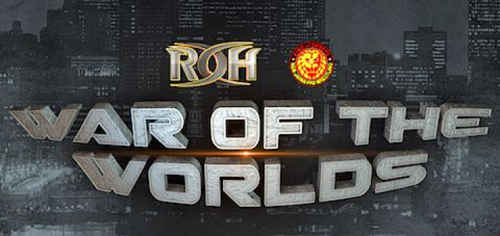 新日本プロレス&ROH合同大会