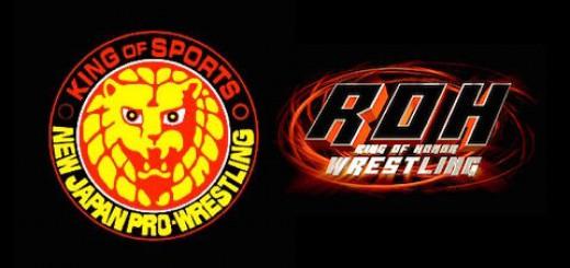 新日本プロレス ROH