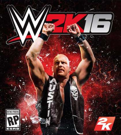 WWE 2K16 スティーブ・オースチン