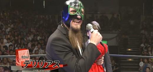 デリリアス ROH日本ツアー