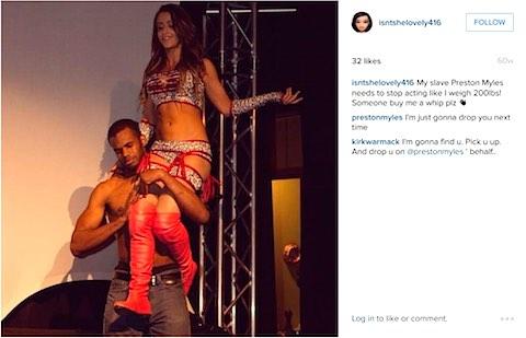 NXT ジャスミン人種差別発言