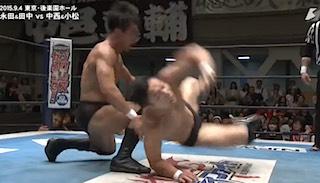 田中翔 小松洋平
