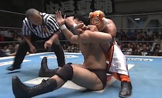 田中翔 タイガーマスク