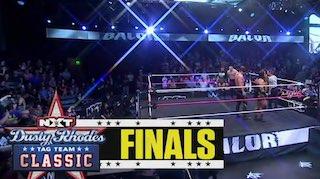 NXTダスティ・ローデス・タッグチーム・クラシック決勝