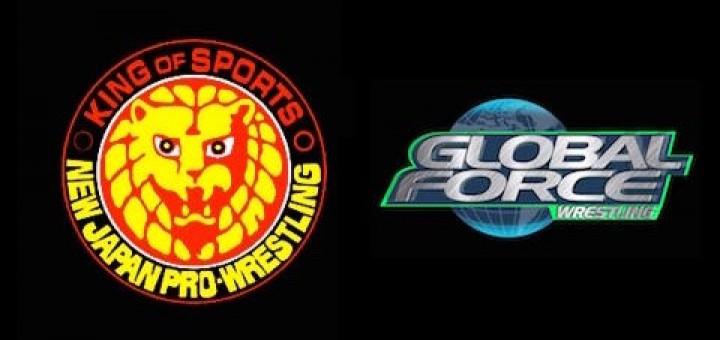 新日本プロレス GFW