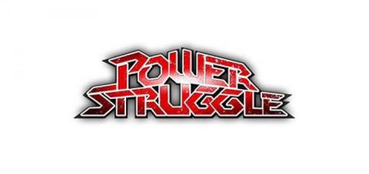 新日本プロレス POWER STRUGGLE パワーストラグル