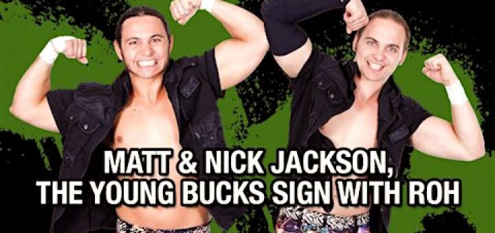 ヤングバックス ROHと専属契約