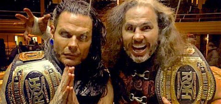 ROH] マット・ハーディとジェフ...