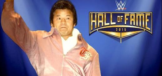 藤波辰爾 WWE殿堂