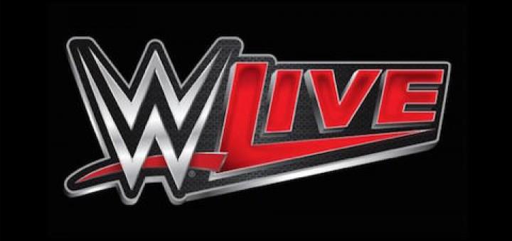 WWEライブ ハウスショー ロゴ