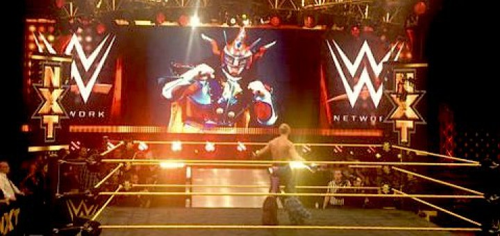 獣神サンダー・ライガー NXT TAKOVER
