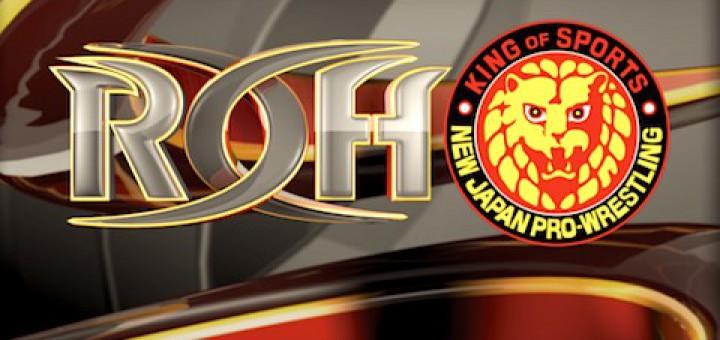 ROH 新日本プロレス