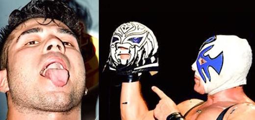 CMLL第82回アニベルサリオ アトランティス ラ・ソンブラ