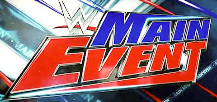 WWEメインイベント ロゴ