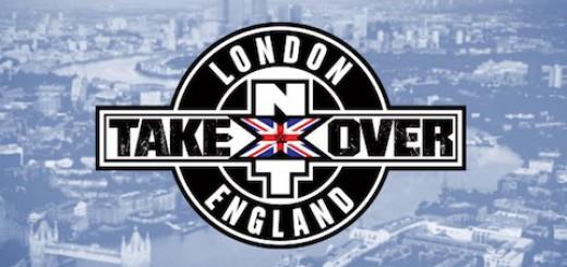 NXTテイクオーバー:ロンドン